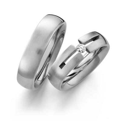 61-6108 Stainless Love by Corini